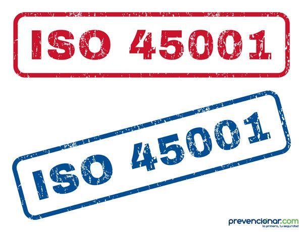 Vídeo explicativo sobre la auditoría interna según ISO 45001: 2018