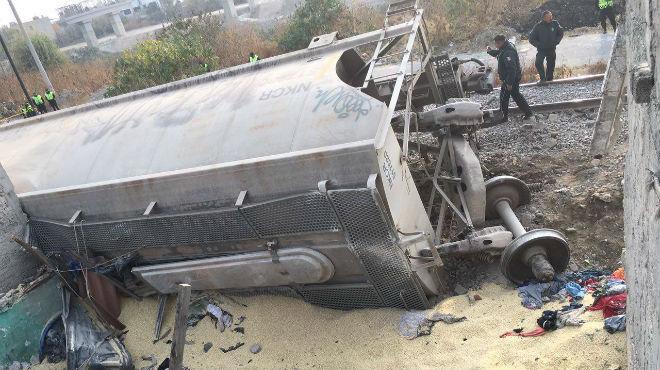 Descarrilamiento de un vagón aún es investigado en Ecatepec