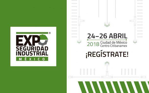 ¡La Expo Seguridad Industrial 2018 está cada vez más cerca!