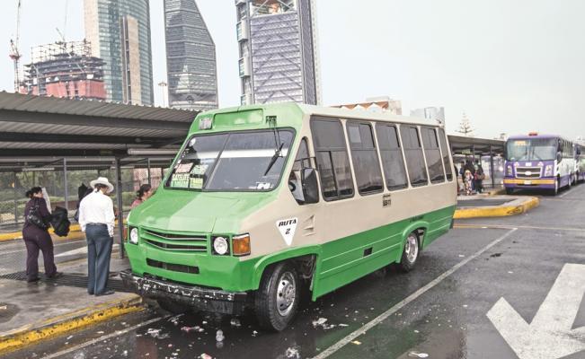 Conductores de transporte público recibirán cursos de primeros auxilios y movilidad vial