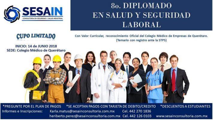 diplomado en salud y seguridad laboral