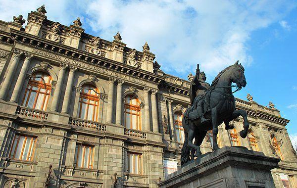 Descartan catástrofe cultural en museos de México