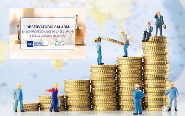 ¿Te gustaría conocer el salario de los profesionales de la salud ocupacional en España?