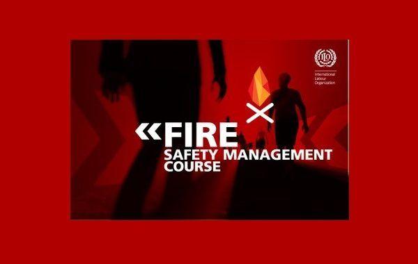 Inscríbete a curso gratis sobre incendios de la OIT