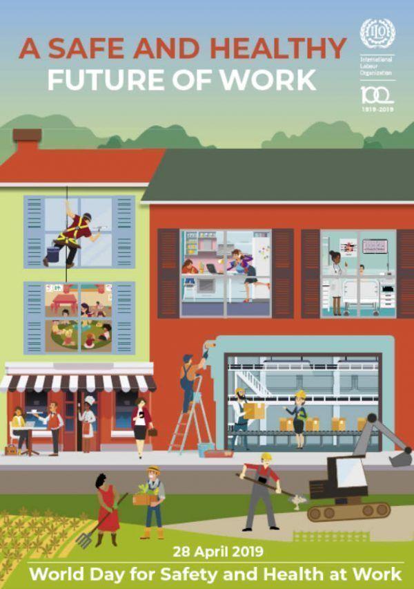 SafeDay 2019: ¡Un futuro del trabajo seguro y saludable!