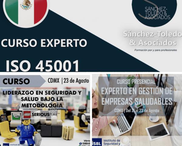 Inscríbete a 1 de los mejores 3 cursos que se impartirán en México en 2019