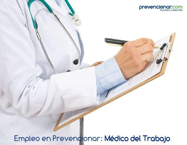 Oferta de empleo: Médico del trabajo Zona Polanco Ciudad de México para gran empresa internacional (Disponibilidad inmediata)