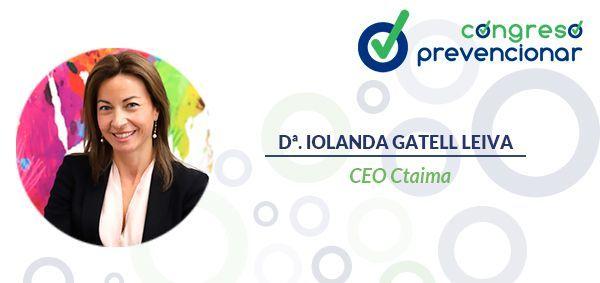 """Iolanda Gatell: """"En un sector en el que puedes incurrir en una responsabilidad penal, es muy importante saber en quién confías"""""""