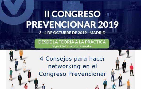 4 Consejos para hacer networking en el #CongresoPrevencionar