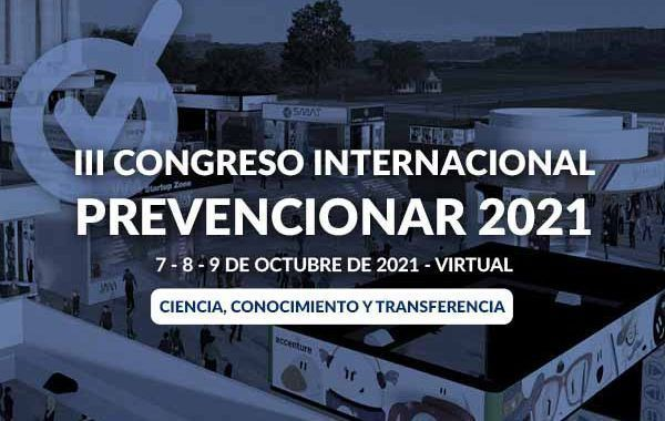 II Congreso Prevencionar México - 2021 #Virtual