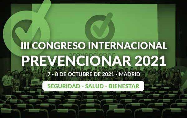 III Congreso Internacional Prevencionar - 2021 #España