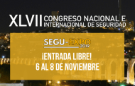 ¿Estás en Querétaro? Date una vuelta por la Segu-Expo, ¡entrada libre!