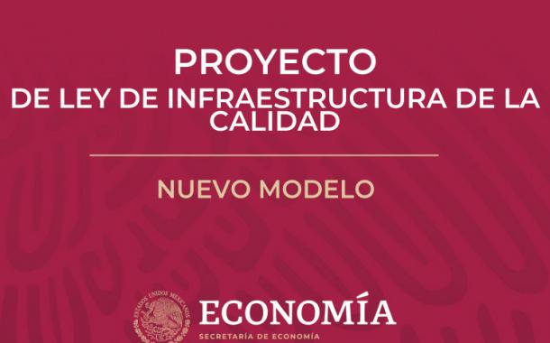 ¿Qué sabes del proyecto de nueva Ley de Infraestructura de la Calidad?