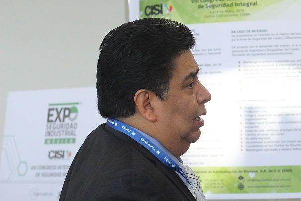 En el CISI 2020 se hablara de emergencias en edificios de gran altura hasta cómo tener un Hospital Seguro: Aarón Romero