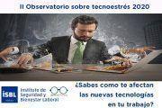 II Observatorio Tecnoestrés 2020