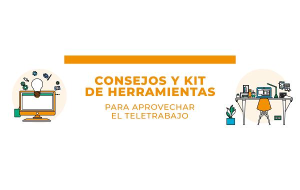 Accede a los consejos y kit de herramientas de la STPS para el Teletrabajo