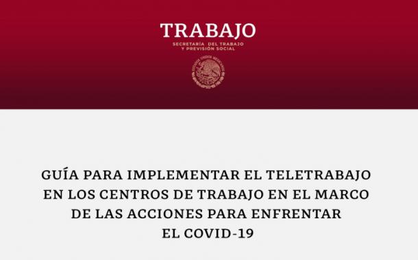Descarga: Guía para Implementar el Teletrabajo ante el COVID-19