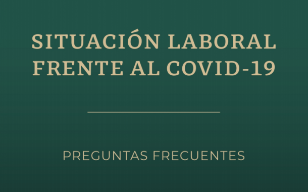 Descarga : Preguntas frecuentes sobre la Situación laboral frente al COVID-19