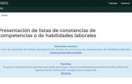 Comunicado de la STPS sobre el Sistema de Registro para la Capacitación Empresarial (SIRCE)
