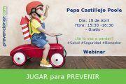 JUGAR para PREVENIR #webinar #gratis