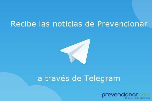 +400 profesionales ya reciben al instante en su móvil las noticias de Prevencionar