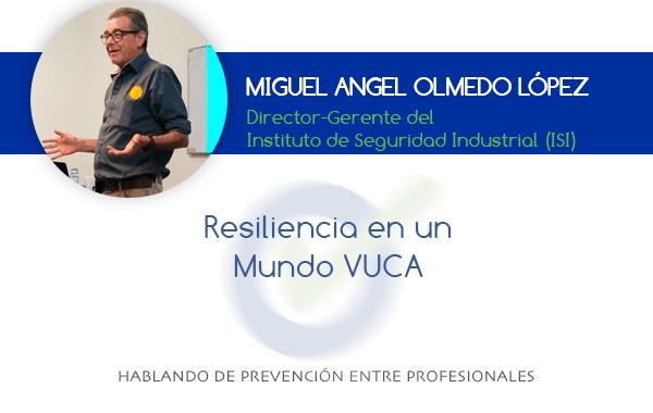 Resiliencia en un Mundo VUCA