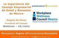 La experiencia del Consejo Empresarial de Salud y Bienestar de México #Webinar