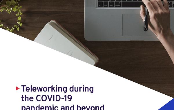 Descarga guía práctica de la OIT: Teletrabajo durante la pandemia de COVID-19 y más allá (inglés)