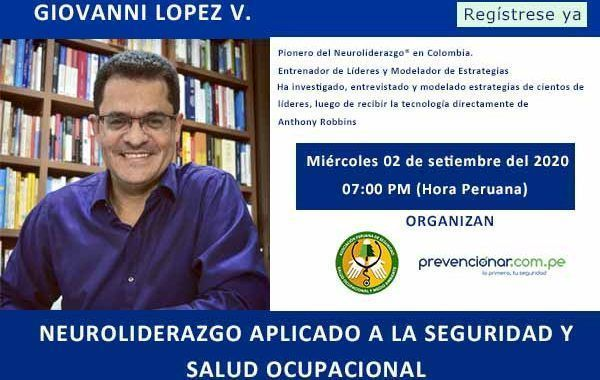 #Webinar: NEUROLIDERAZGO APLICADO A LA SEGURIDAD Y SALUD OCUPACIONAL