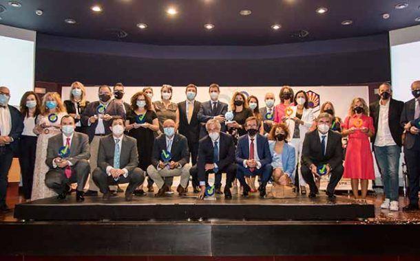 Ganadores Premios Prevencionar España 2020