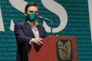 Anuncia IMSS compra de 103 millones de piezas de EPP para garantizar seguridad de trabajadores