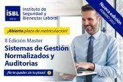 II Edición Master Sistemas de Gestión Normalizados y Auditorías - Nueva Edición