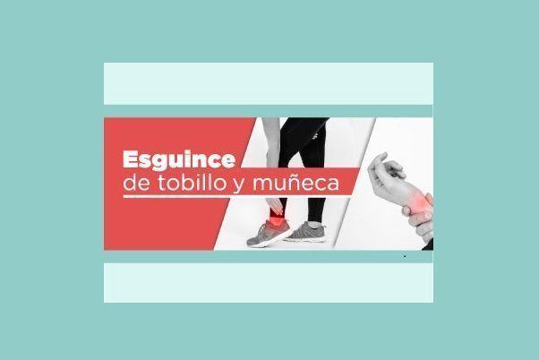 Nuevo curso CLIMSS en materia de TME: Esguince de tobillo y muñeca