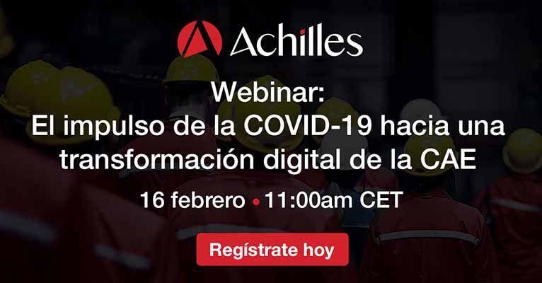 El impulso de la COVID-19 hacia una transformación digital de la CAE #webinar
