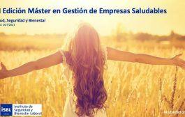 III Edición Máster en Gestión de Empresas Saludables ✅No te quedes sin tu plaza✅