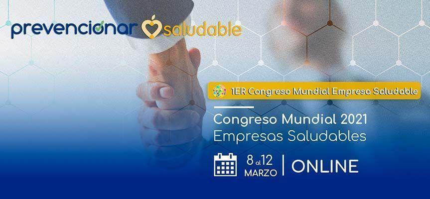 Más de 500 profesionales asistirán al Congreso Mundial de Empresas Saludables