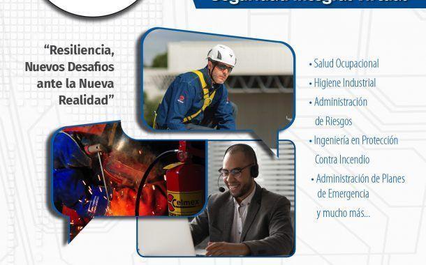 Asiste al Congreso Internacional de Seguridad Integral CISI 2021