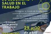 Inscríbete: 1er Congreso Hispanoamericano de Seguridad y Salud en el Trabajo.
