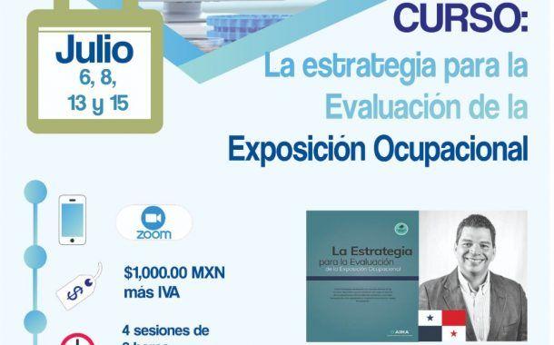 Inscríbete al curso de higiene industrial de México y latino América.