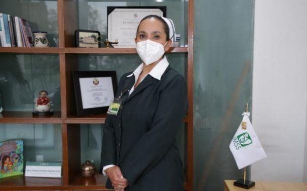 IMSS: Enfermería es la columna vertebral por su humanismo, profesionalismo, entrega y vocación de servicio