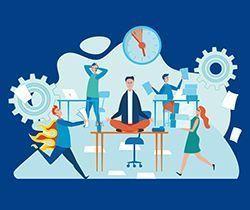 Se publica en España Método para la evaluación y gestión de factores psicosociales en pequeñas empresas.