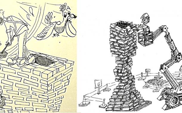 Ya puedes solicitar desde México ilustraciones sobre prevención al ilustrador Scotti