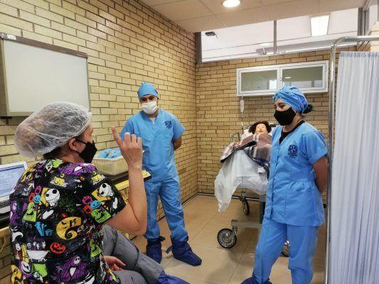 Estudiar Enfermería en medio de la pandemia: la importancia de cuidar a los otros.