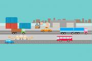 Guía electrónica de la UE sobre los riesgos relacionados con la seguridad vial laboral.