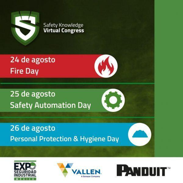 Mañana empieza el Safety Knowledge Virtual Congress