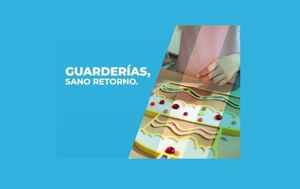 Nuevo curso en CLIMSS: Guarderías, Sano retorno.