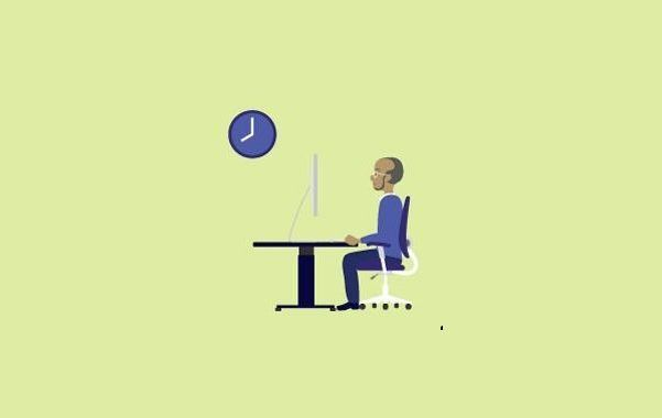 Posturas estáticas y TME: ¿cómo afecta a la salud permanecer en posición sentada o de pie largos períodos en el trabajo?
