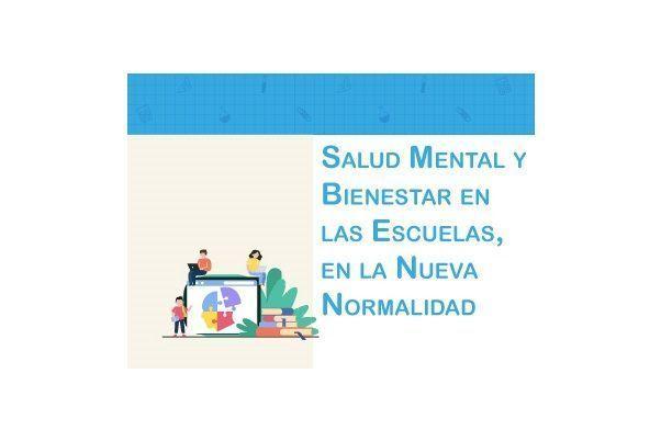 Nuevo curso CLIMSS: Salud Mental y Bienestar en las Escuelas, en la Nueva Normalidad
