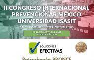 Soluciones Efectivas confirma su patrocinio al II Congreso Internacional Prevencionar México - Universidad ISASIT