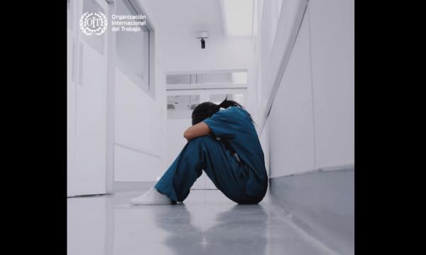 Proteger la salud mental en el lugar de trabajo durante la COVID-19.